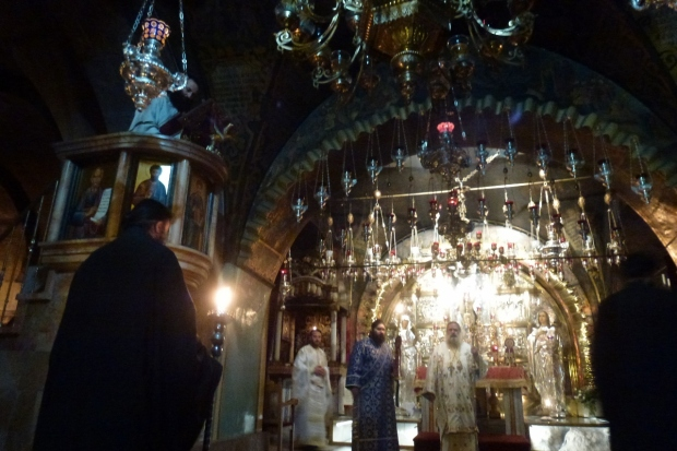29. Sf Liturghie arhiereasca, Golgota, 11 ocr 2013