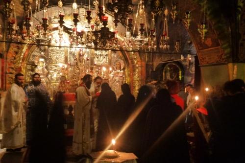 31. Sf Liturghie arhiereasca, Golgota, 11 ocr 2013