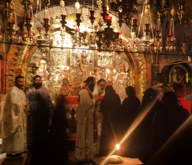32. Sf Liturghie arhiereasca, Golgota, 11 ocr 2013