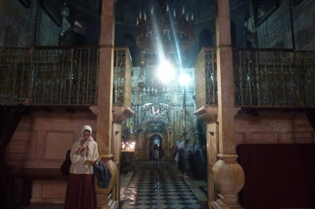 5. Biserica Invierii, Patriarhia Ierusalimului