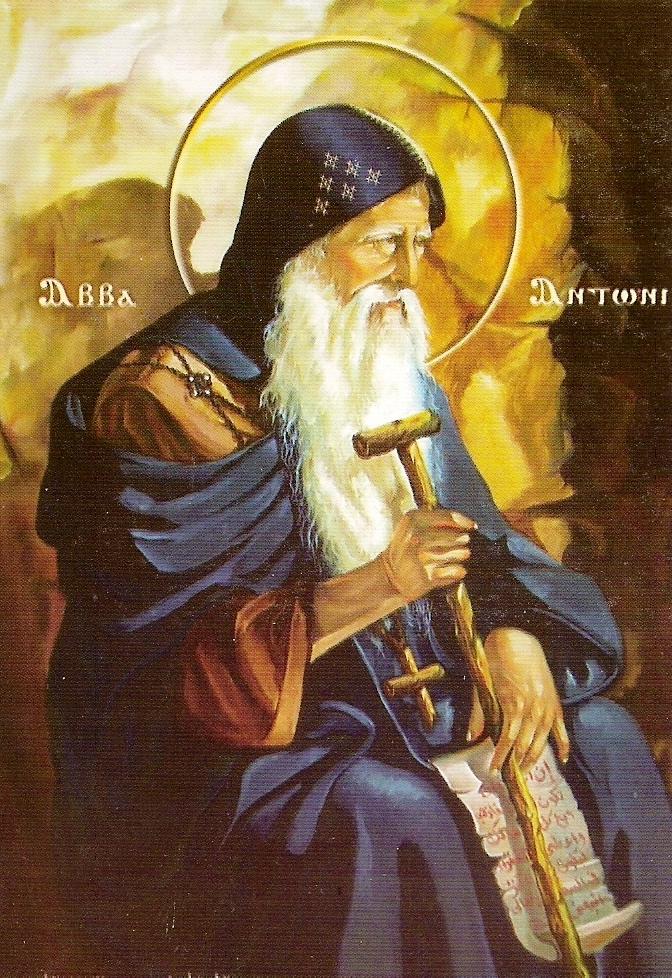 Sf Antonie cel Mare 1