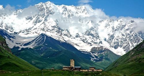 Svaneti-Georgia
