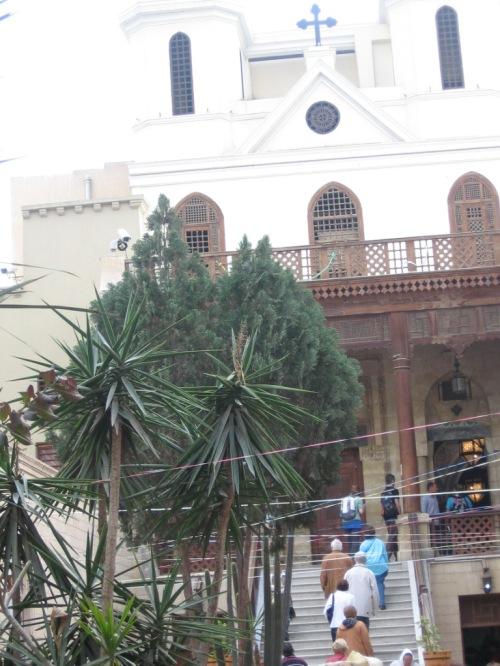11 Old Cairo, BIs Suspendata