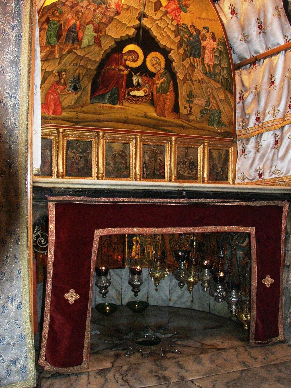 2 Bethleem, locul Nasterii Pruncului Iisus
