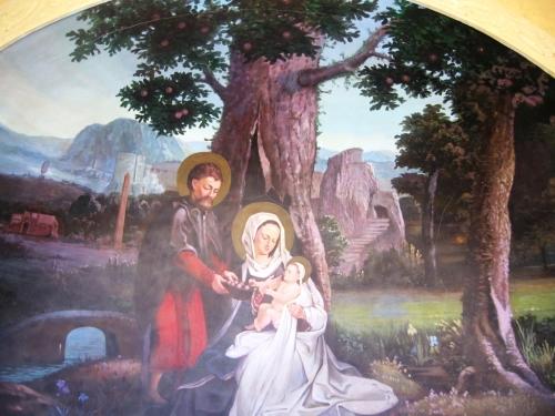 29 Matariyah, Copacum Fecioarei Maria