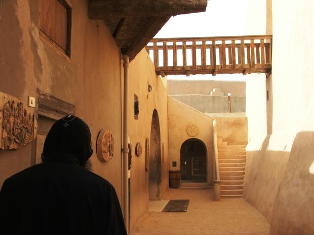 Man Romanilor, Wadi Natrun 1
