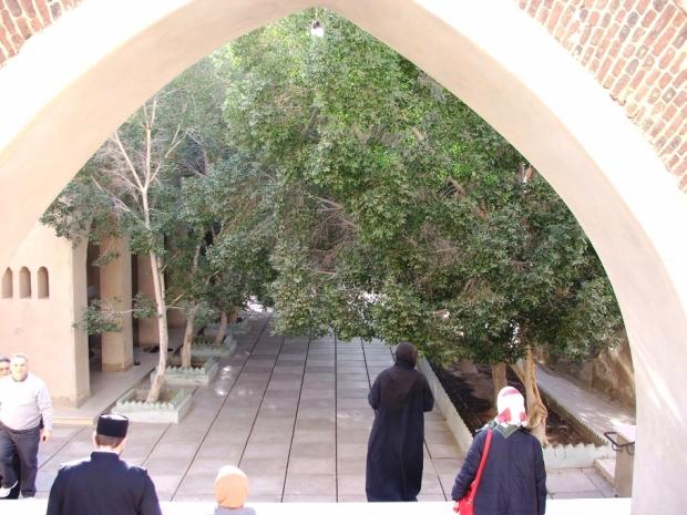 Man Sf Macarie cel Mare, Wadi Natrun
