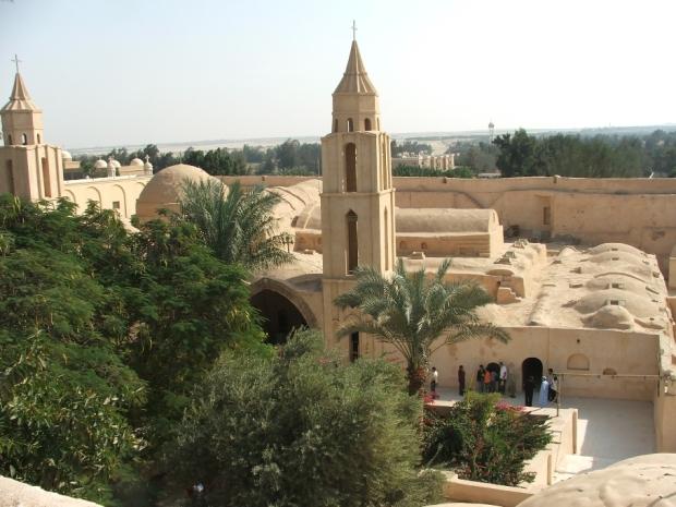 Man Sf Paisie Wadi Natrun