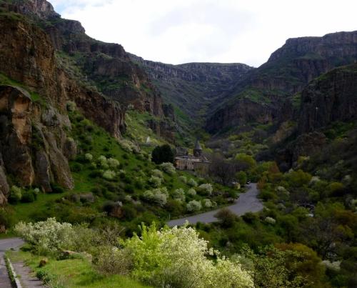 Man. Geghard (Lancea) Armenia