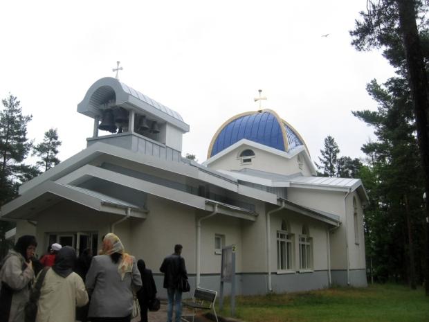 1 Espoo, Biserica ortodoxa