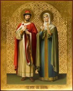 Sf Petru si Fevronia