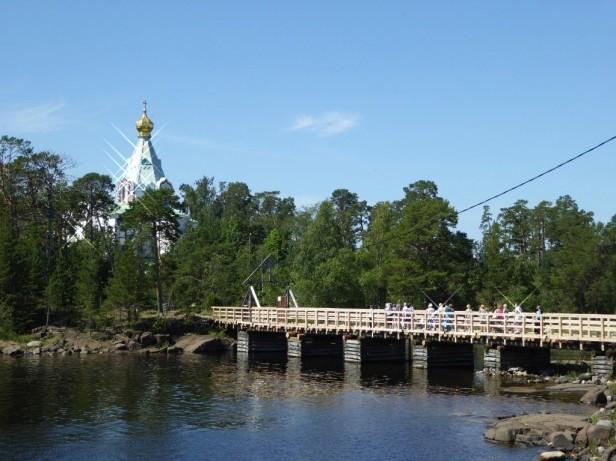 17 catre Schitul Sf Nicolae, Valaam