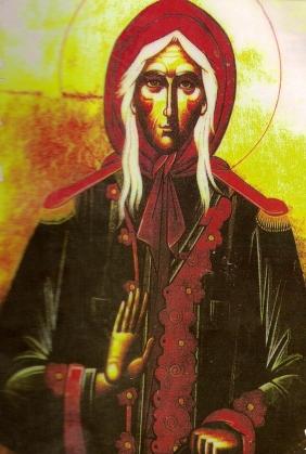 1. icoana Sf Xenia