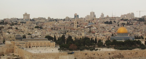 Ierusalim, cetatea