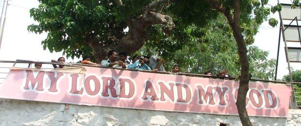 3, Chennai, Muntele Sf. Toma, Domnul meu si Dumnezeul meu! - Copie