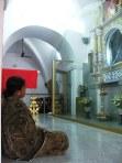 6, Chennai, Muntele Sf Toma,cantandu-i Maicii Domnului
