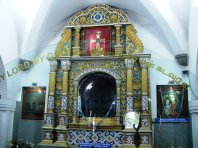 7, Chennai, Muntele Sf Toma, altarul bisericii - Copy