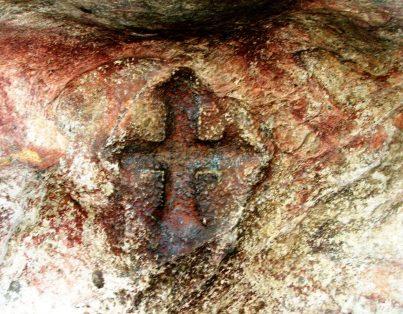 8, Chennai, Muntele mic - crucea Sf. Ap Toma