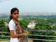 8, Chennai, vedere de pe Muntele Sf Toma (indianca crestina) - Copy
